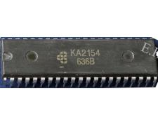 KA2154 IC Video-Chroma Deflection System